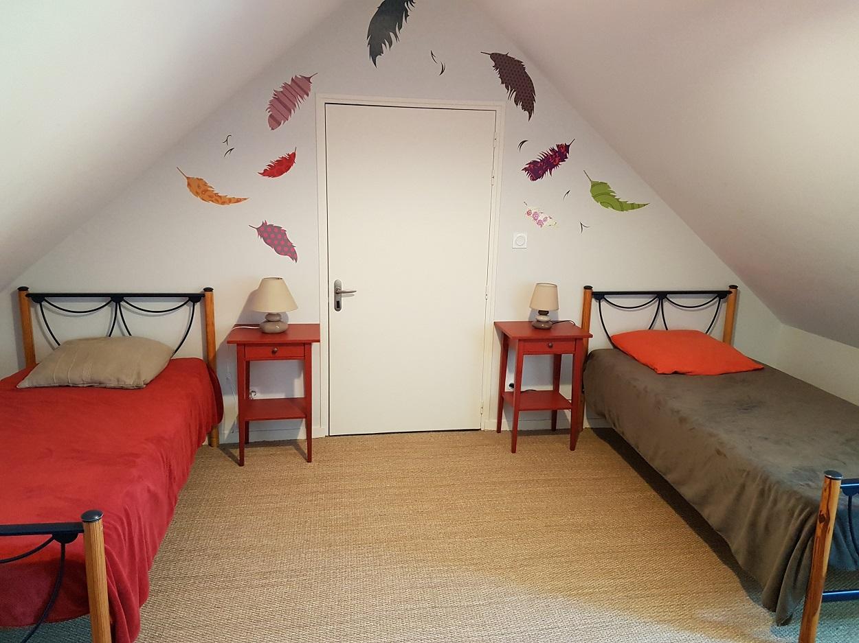 location-gite-chambre-2-lits-rosiers-sur-loire
